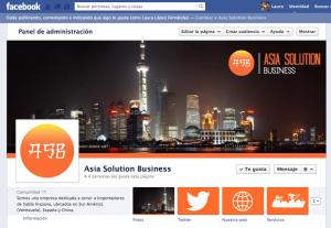 Facebook asia solution business