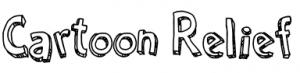 cartoon relief fuente gratis