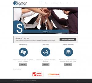 Diseño web e imagen corporativa