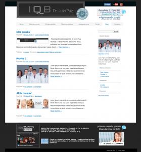 Blog IQB Dr. Julio Puig | Centro de Cirugía Plástica y Medicina Estética