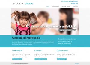 Educar en Valores | Ciclos de Conferencias temáticas para aprender a educar a tus hijos