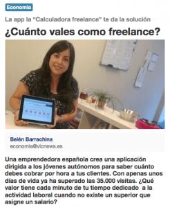 Cuanto vales como freelance
