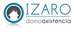 Logotipo Izaro Domoasistencia