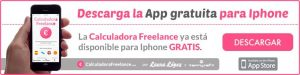App calculadora freelance iphone