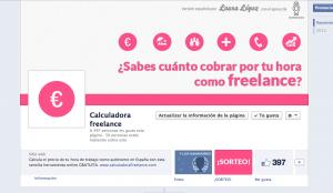 facebook calculadora freelance