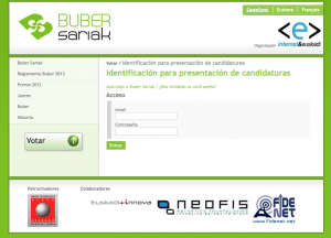 registro buber