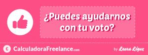 votos buber calculadora freelance