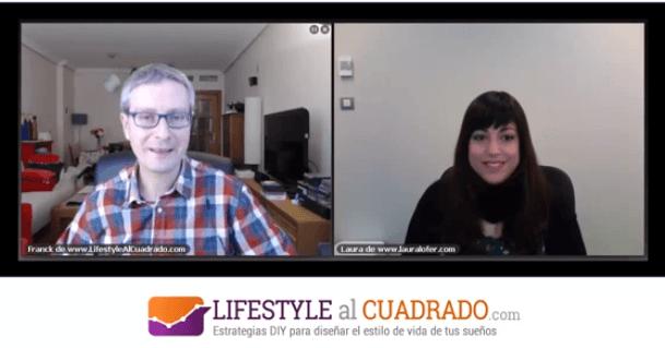 entrevista calculadora freelance franck scipion y lauralofer