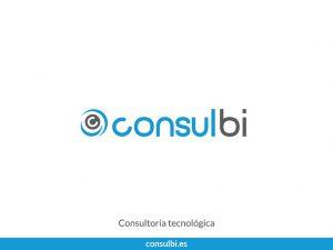 Diseño fondo powerpoint Consulbi