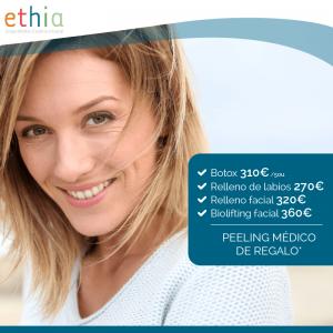 diseño gráfico anuncio fb estética ethia