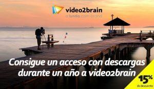 descuento suscripción anual video2brain