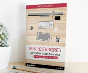 ebook errores consejos disenador freelance lauralofer