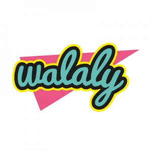 Diseño logotipo walaly