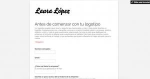 cuestionario logo google drive lauralofer