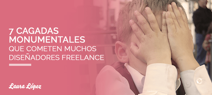 errores disenador freelance