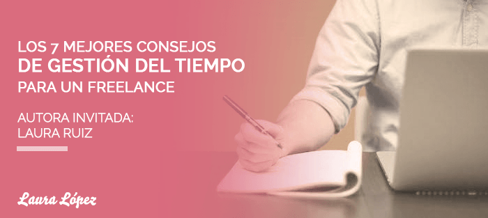 gestion tiempo freelance lauralofer